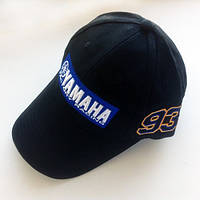 Бейсболка Yamaha Factory Racing Black, фото 1