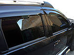 Ветровики (4 шт, Cobra) для BMW X6 E-71 2008-2014 гг.