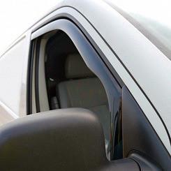 Вітровики вставні (2 шт, HIC) для Ford Transit 1991-2000 рр.