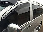 Ветровики (2 шт, Perflex) для Mercedes Viano 2004-2015 гг.