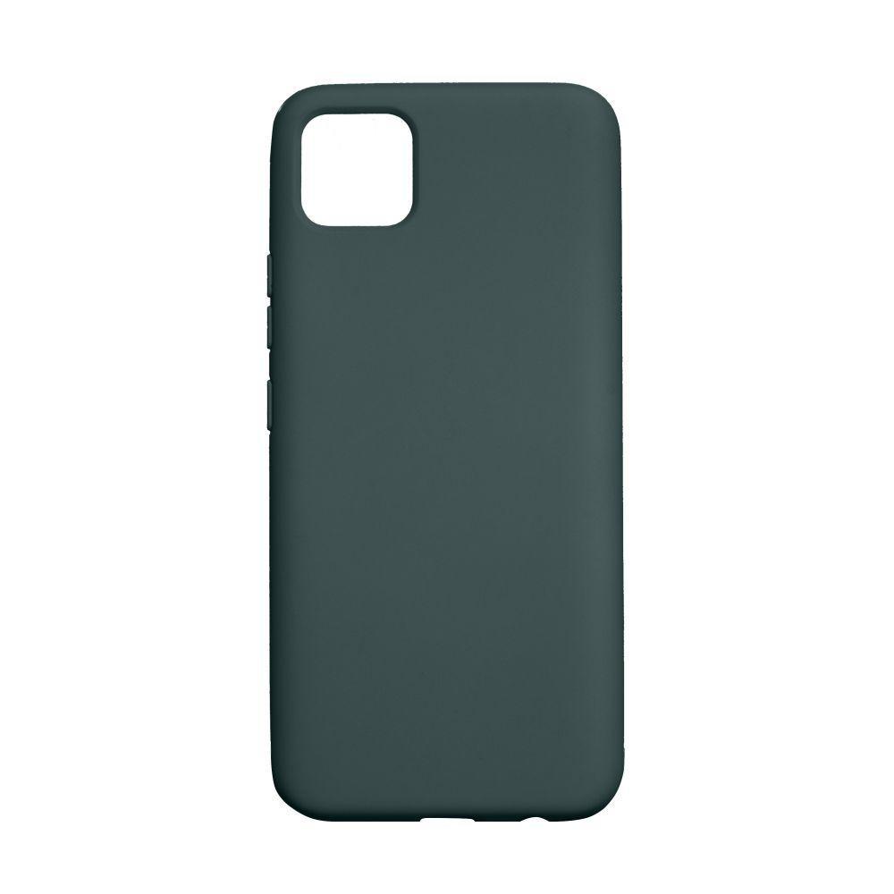 Чохол для Realme C11 Dark Green зелений c11