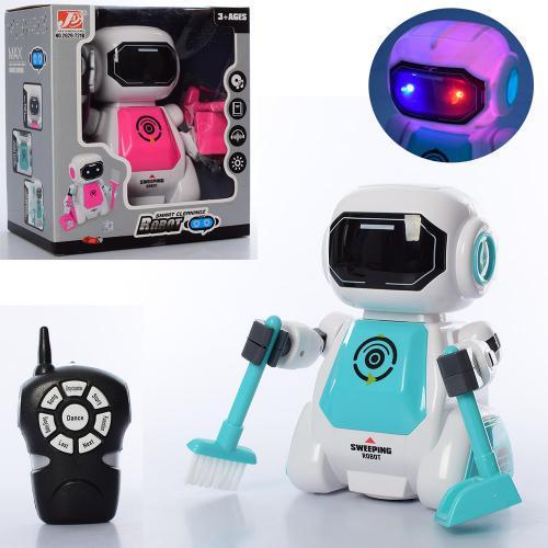 Робот іграшковий 2629-T21B з дистанційним управлінням, 2 кольори