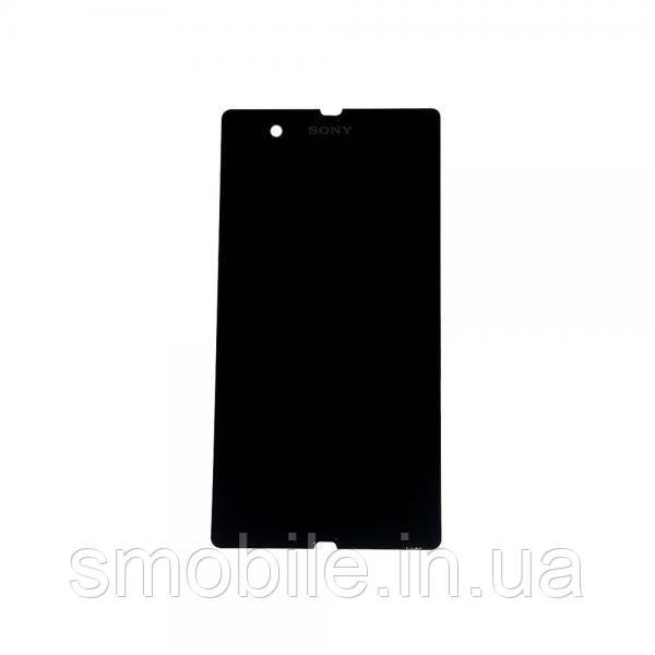 Дисплей Sony C6602 C6603 LT36h Xperia Z с сенсором, черный (копия AA)