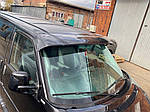 Козирьок на лобове скло (на кронштейнах) для Volkswagen Transporter T4
