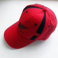 Бейсболка Honda Red, фото 1