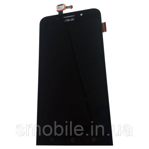 Asus Дисплей Asus ZenFone Max ZC550KL з сенсором, чорний (оригінальні комплектуючі)