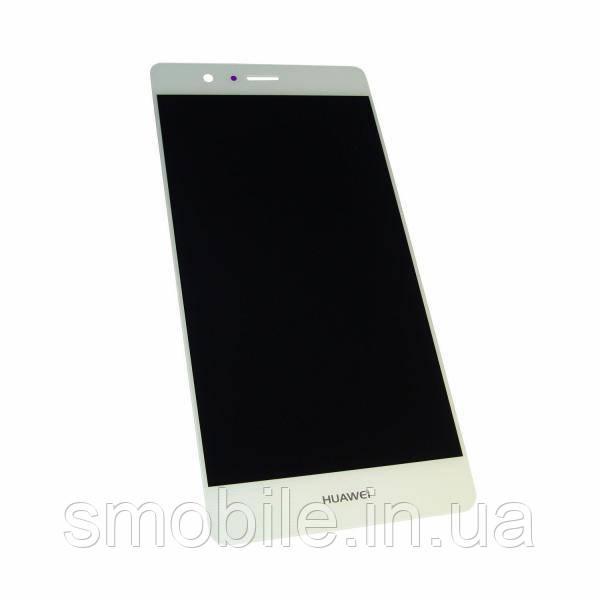Дисплей Huawei P9 Lite 2016 с сенсором, белый (оригинал Китай)