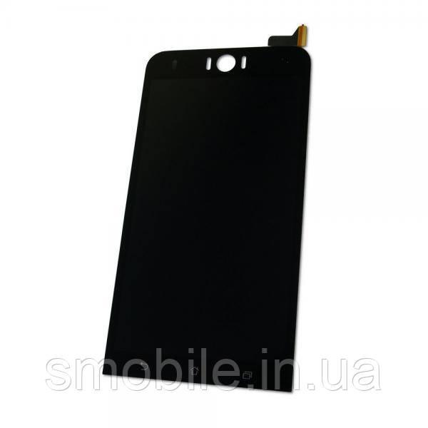 Asus Дисплей Asus ZenFone Selfie ZD551KL з сенсором, чорний (оригінальні комплектуючі)