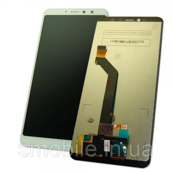 Дисплей Xiaomi Redmi S2 с сенсором, белый (оригинальные комплектующие)