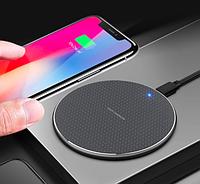 Беспроводная зарядка Wireless Charger 10W QI, для iPhone, для Android, для айфона, андроида