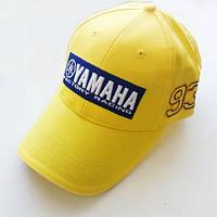Бейсболка Yamaha Factory Racing Yellow, фото 1