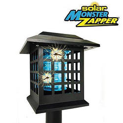Лампа от комаров solar monster zapper hp-83