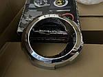УЦЕНКА! Окантовка на протитуманні фари (1 шт, пласт) для Kia Sorento 2002-2009 рр.