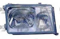 Стекло фары Mercedes E-Class W124 93-96 левое, с рамкой (FPS) FP 3526 RS8-P Mercedes-Benz FP 3526 RS7-P