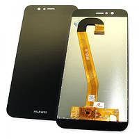 Дисплей Huawei Nova 2 2017 с сенсором, черный (копия ААА), фото 1