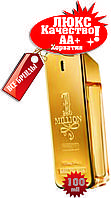 Paco Rabanne 1 Million gold  Хорватия Люкс качество АА++ пако рабан голд
