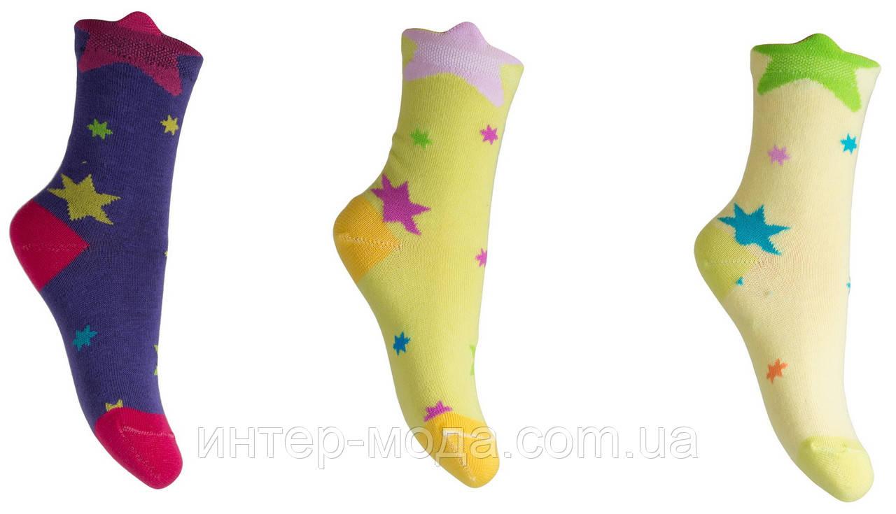 Носки детские демисезонные с компьютерным  р.16 девочка 3D рисунком