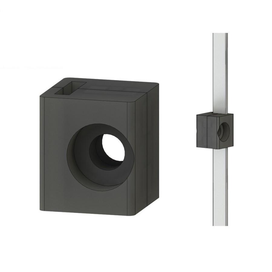 Направляюча для плоских тяг RZ 306-1-V3, поліамід