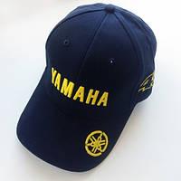 Бейсболка Yamaha Black, фото 1