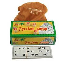 Игра Лото русское, фото 1