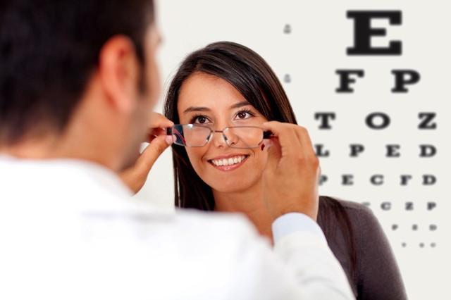 Как восстановить зрение