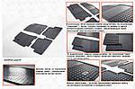 Гумові килимки (4 шт, Stingray) Premium - без запаху гуми для Daewoo Lanos