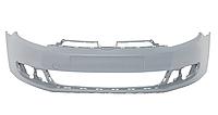 Передний бампер VW Golf VI 09-12 (кроме GTi) (FPS) Китай