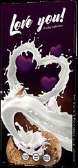 Шоколад на кэробе Switay Кокосовое Пралине (100 грамм)