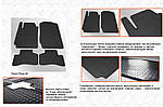 Гумові килимки (4 шт, Stingray Premium) для Suzuki Grand Vitara (2005-2014)