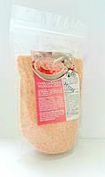 Гималайская розовая соль 500 г мелкий помол