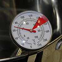 Механический термометр MT45-125 с клипсой