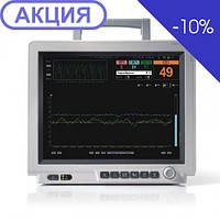 Heaco G9L Анестезіологічний монітор , дисплей 15 дюймів, комплектація: ЕКГ, ЧСС, ЧДД, SPO2, неінвазивне ПЕКЛО, температура 2 датчика, індекс глибини