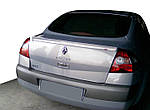Спойлер Sedan (под покраску) для Renault Megane II 2004-2009 гг.
