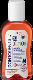 Детский ополаскиватель для полости рта Dontodent Junior от 6 лет  500мл