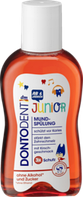 Детский ополаскиватель для полости рта Dontodent Junior от 6 лет  250мл