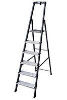 Лестница-стремянка KRAUSE Securo 6 ступеней (126443), фото 1