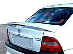 Спойлер Исикли (под покраску) для Opel Vectra B 1995-2002 гг.