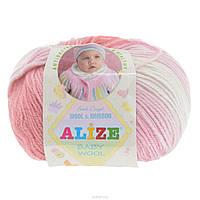 Alize baby wool batik - 3565
