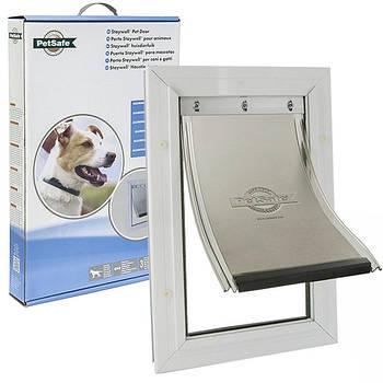 Дверцы Staywell для крупных собак усиленой конструкции, 502,6х329,1 мм