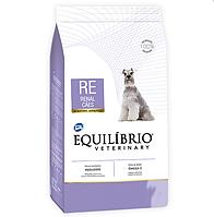 Equilibrio Veterinary Dog Renal Лечебный корм для собак с заболеваниями почек 2 кг
