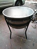 Казан из пищевой нержавеющей стали 150 литров