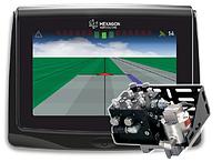 Гидравлический Автопилот HEXAGON на БЕСПЛАТНОМ сигнале, Система автоматического вождения для трактора