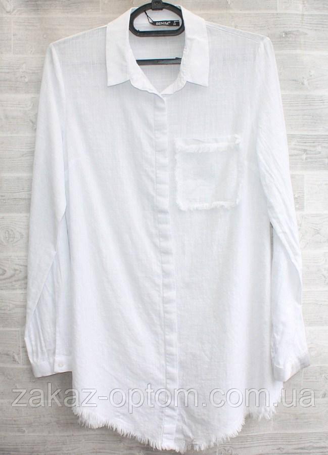 Рубашка женская  (S-2XL) Турция оптом-74957