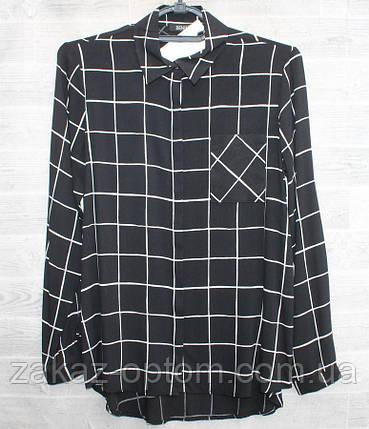 Рубашка женская  (S-2XL) Турция оптом-74961, фото 2