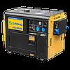 Дизельный генератор Sadko DSG-6500Е ATS - Обзор