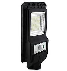 Ліхтар вуличний світильник акумуляторний 2200mA на сонячній батареї LED Solar Street Light 115W UKC 7777
