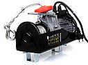 Тельфер электрический SCHWARZBAU 250/500 / трос 18м., фото 2