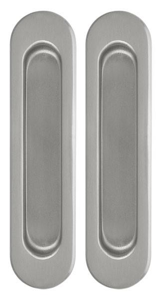 Ручка для раздвижных дверей SIBA S222 SN-матовый никель, фото 1
