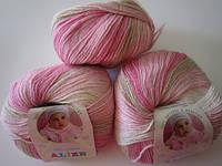 Alize baby wool batik - 4397