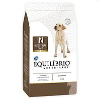 Equilibrio Veterinary Dog Intestinal Лечебный корм страдающих хроническими расстройствами 2 кг